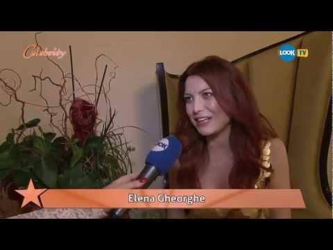 Elena Gheorghe (ex Mandinga), despre carieră, familie şi Eurovision