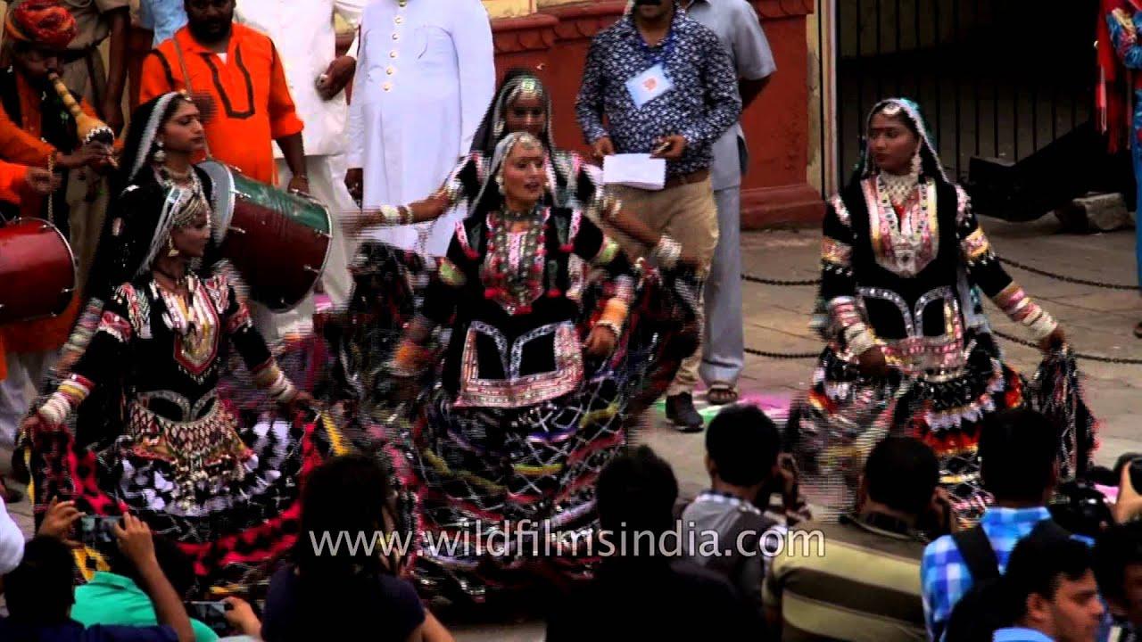 90bc9c264610 Kalbelia Dance of Rajasthan - YouTube