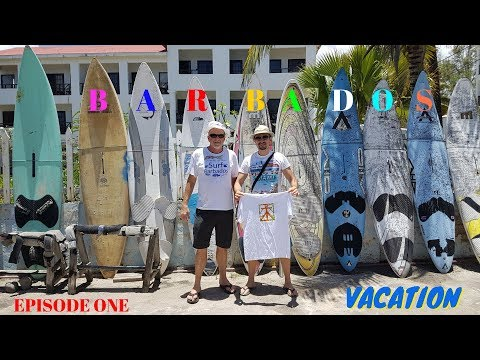 Vacation in Barbados  - Episode One! Travel troubles to get to Paradise! Barbados travel VLOG!