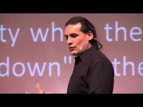 The Quadruple Helix and Power to the People | Jorge Garcia | TEDxABQSalon