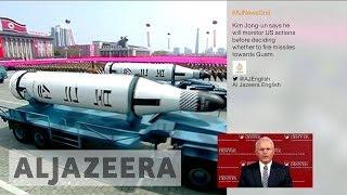 US and North Korea are in a 'propaganda spat' thumbnail