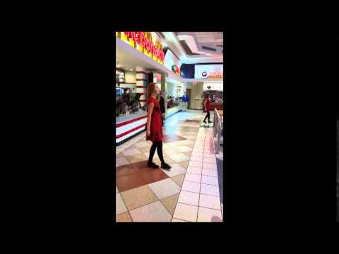 Food court flash mob - Irish Dance Idaho