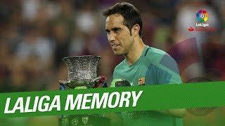 LaLiga Memory: Claudio Bravo