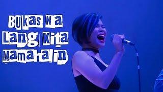 KATRINA VELARDE - Bukas Na Lang Kita Mamahalin (The MusicHall Metrowalk | August 15, 2018) #HD720p