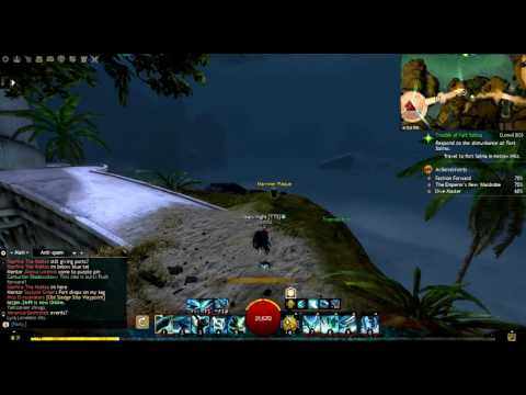 Divers goggles in new Lion's Arch Guild Wars 2