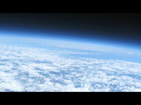 Teen sends camera to space via balloon
