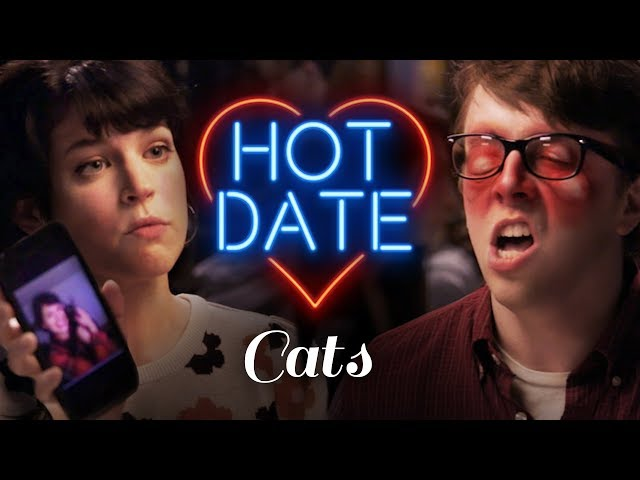 Either the Cat Goes or I Do   HOT DATE