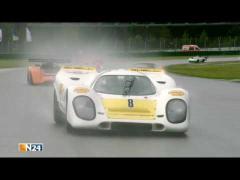 Der Porsche 917 beim CanAm-Revival am Hockenheimring