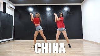 Anuel AA, Daddy Yankee, Karol G, Ozuna & J Balvin - China | Juzy & Akylai Choreography