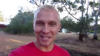 #1 AUSTRALIA autostopem - Pierwsze kangury