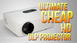 Cheaper Than The Vivibright GP100 - Excelvan CL720 Projector Review