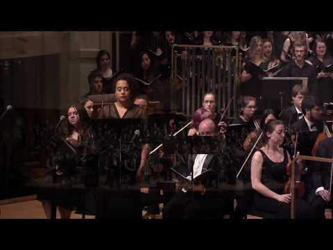 Done Made My Vow [excerpt] - Lawrence University Choirs & Symphony Orchestra - 04.20.18