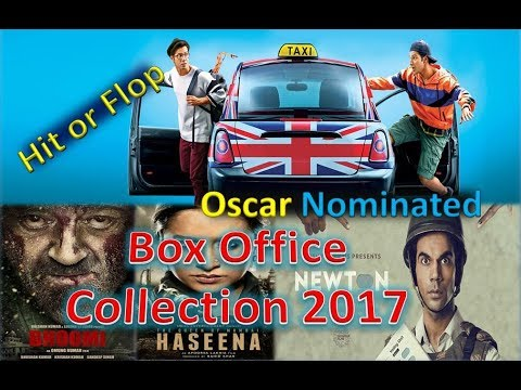 Box Office Collection Of Judwaa 2, Bhoomi, Newton, Haseena Parkar Movie 2017