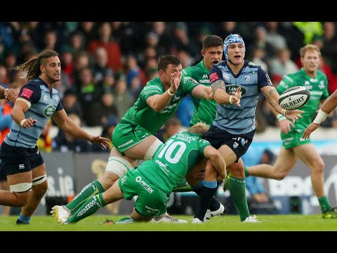Guinness PRO14 Round 4 Highlights: Connacht Rugby v Cardiff Blues