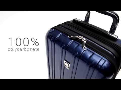 Delsey Helium Aero Luggage - LuggageFactory.com