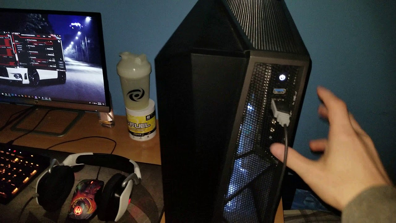 Download MAX FAN + GPU SETTINGS ON MY PC! How loud can it get?