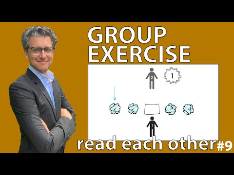 Group Exercise  - Read each other #Exercise 9