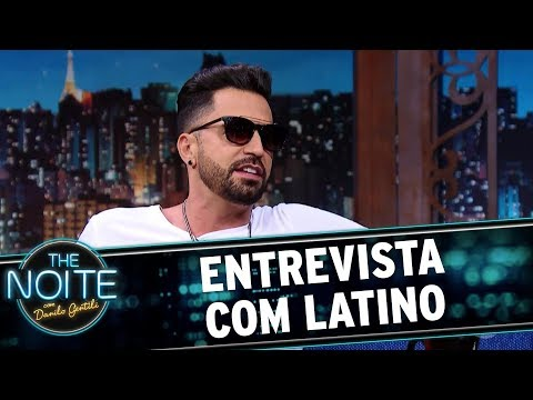 Entrevista com Latino | The Noite (06/11/17)
