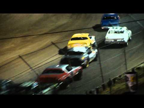 hobby stock 5150 racing reno fernley raceway  7-16-11 #3 of 3