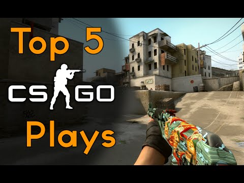 CS:GO Top 5 Plays of the Week - April 23rd