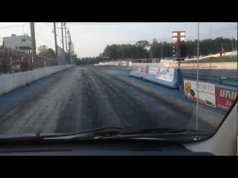 Chrysler town and country Drag strip