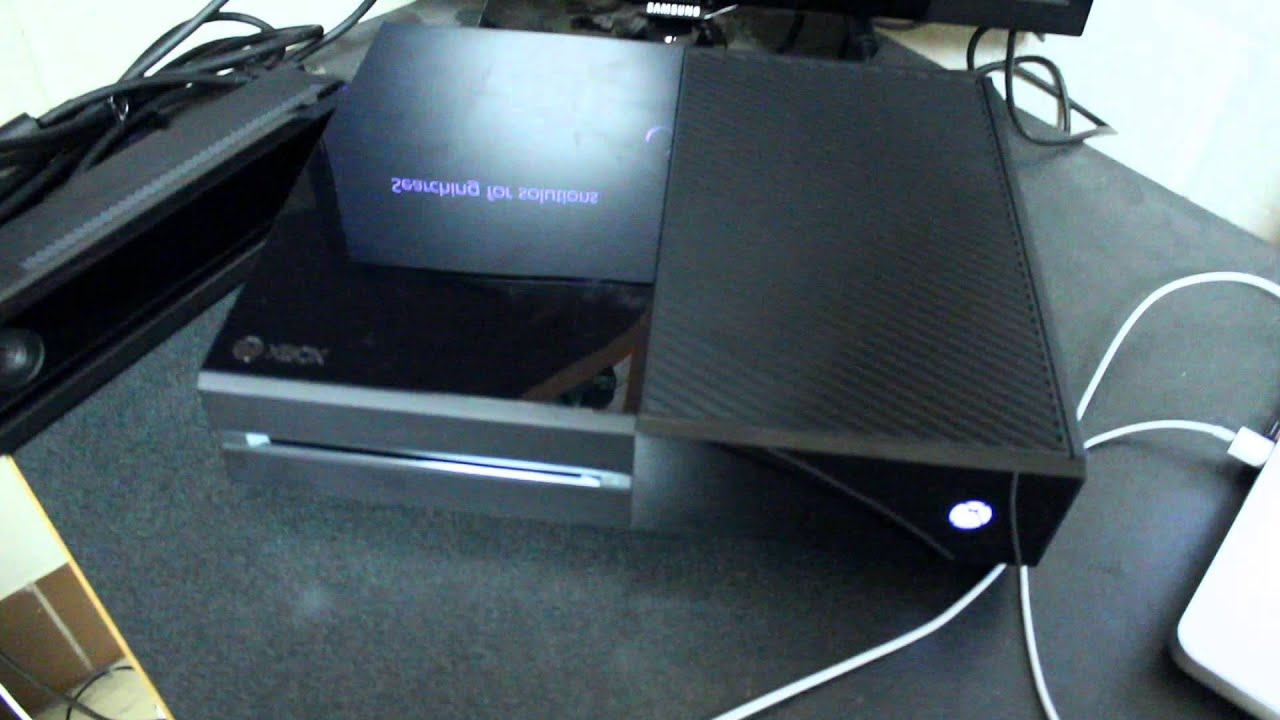 how to connect xbox one to internet