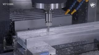 두산공작기계 | VCF 5500L | 실가공-Frame