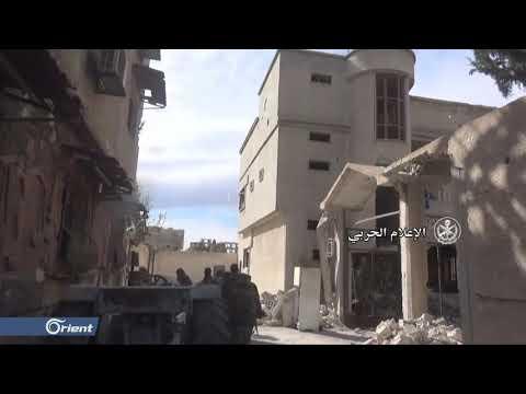ميليشيا أسد الطائفية تقوم بعمليات دهم واعتقالات في ريف دمشق
