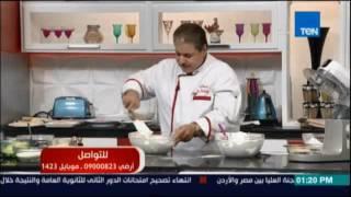 مطبخten | طريقة عمل الماكرون الفرنسي والمارينج الايطالي | 28اغسطس
