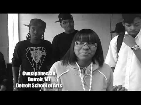 Detroit School of Arts Cypher #2