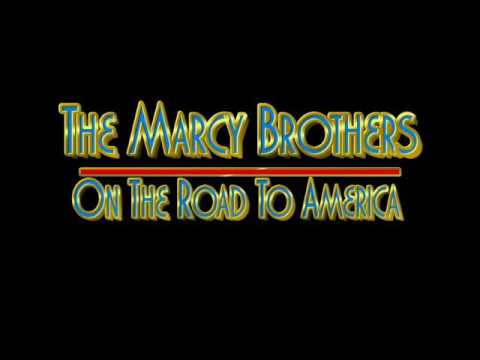 THE MARCY BROTHERS On The Road To America AUDIO ONLY