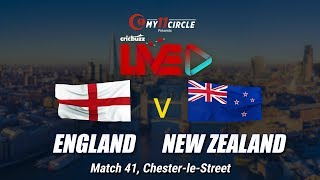 England vs New Zealand, Match 41: Preview