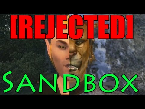 Arena to Skyrim to ESO - Rejection of the Sandbox - Other Games & MMORPGs