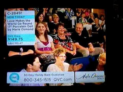Mary Beth Roe S Family On Qvc 8 26 11 Avi Youtube