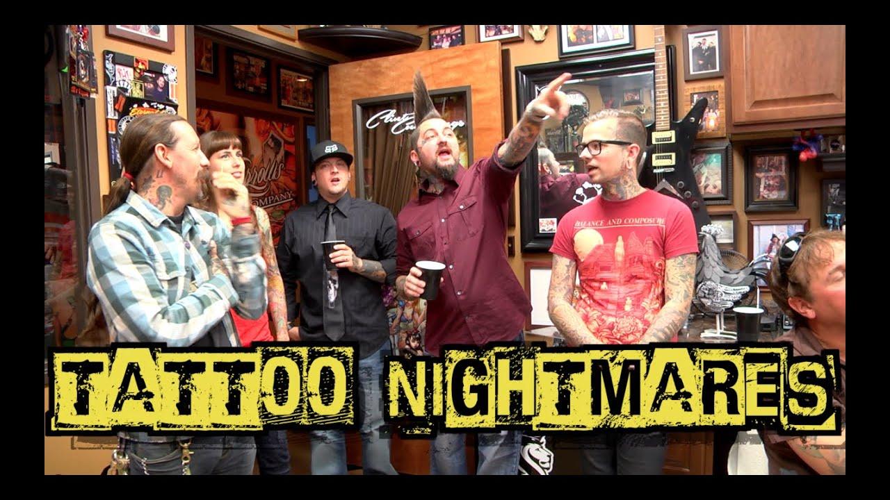 Needle boys 2 5 tattoo nightmares youtube for Is tattoo nightmares still on