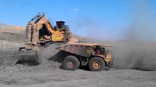 Cat 793F mining QLD