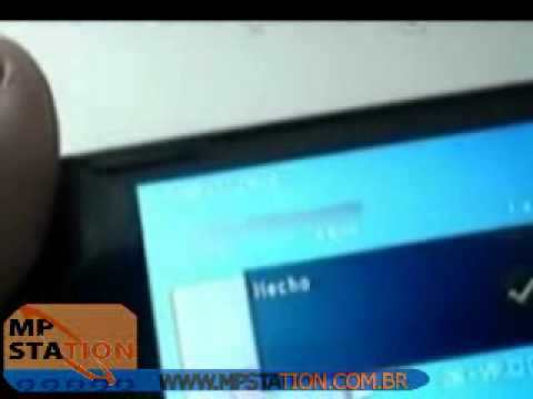 Celular MP15 Mini N97 2010 WiFi TV e Java