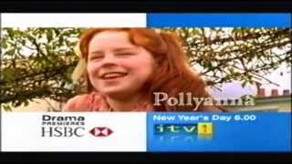 TV trailer for 'Pollyanna' ~ Amanda Burton & Pam Ferris 2003!