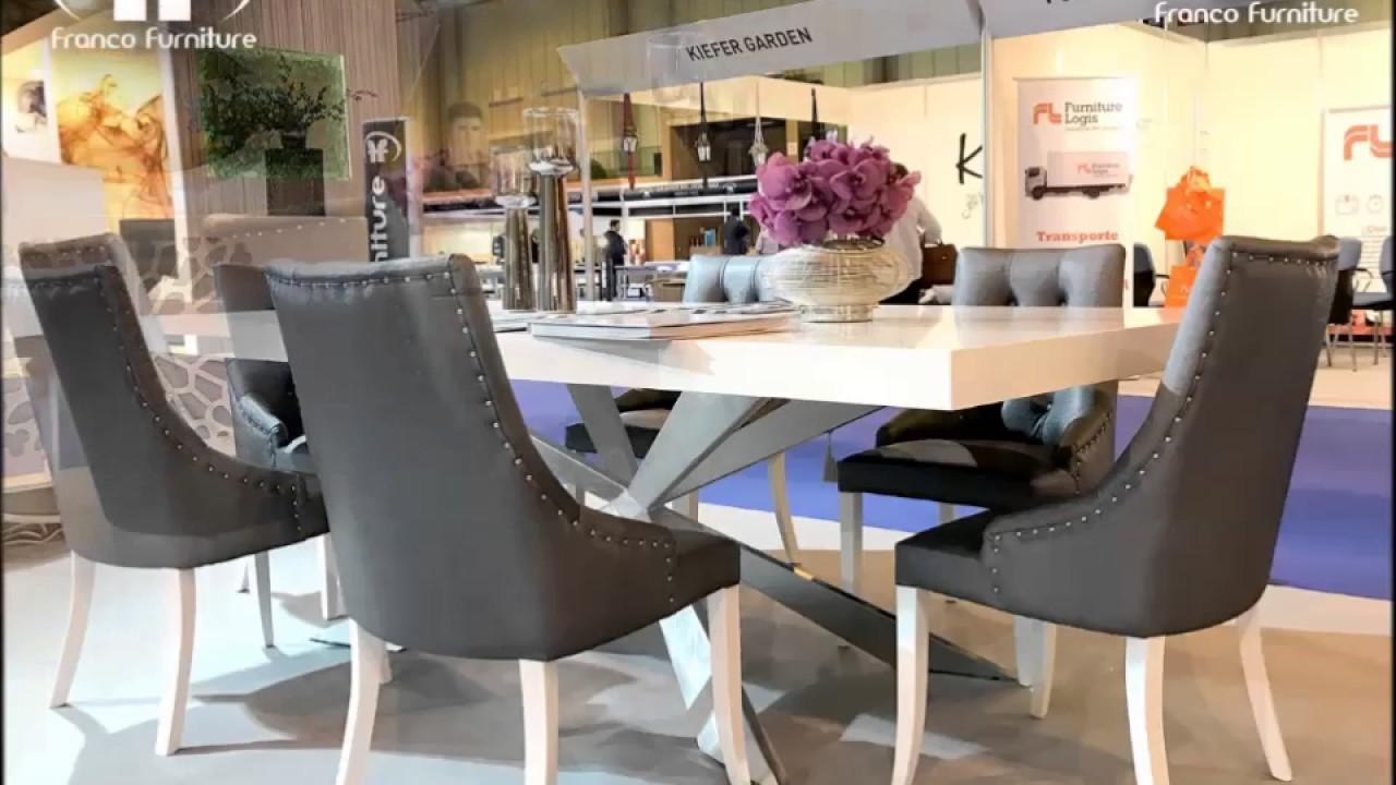 Franco furniture surmueble stand 2017 youtube - Franco furniture precios ...