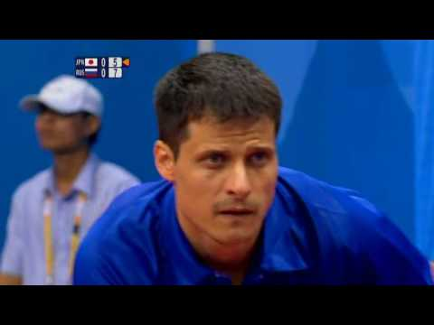 2008 Olympics China Kan Yo Japan Alexei Smirnov RUS