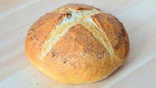 Хлеб на закваске / Вермонтский хлеб