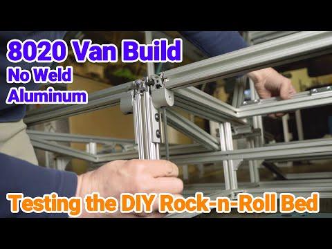 DIY Aluminum Rock-n-Roll Bed Part 3 // E08 // Making It Move!