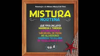 Serie Mistura de Ritmos - Mistura Norteña, Vol. 4 - Varios Artistas (Full Album)