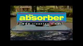 The Absorber® Ultimate Drying Towel! Español