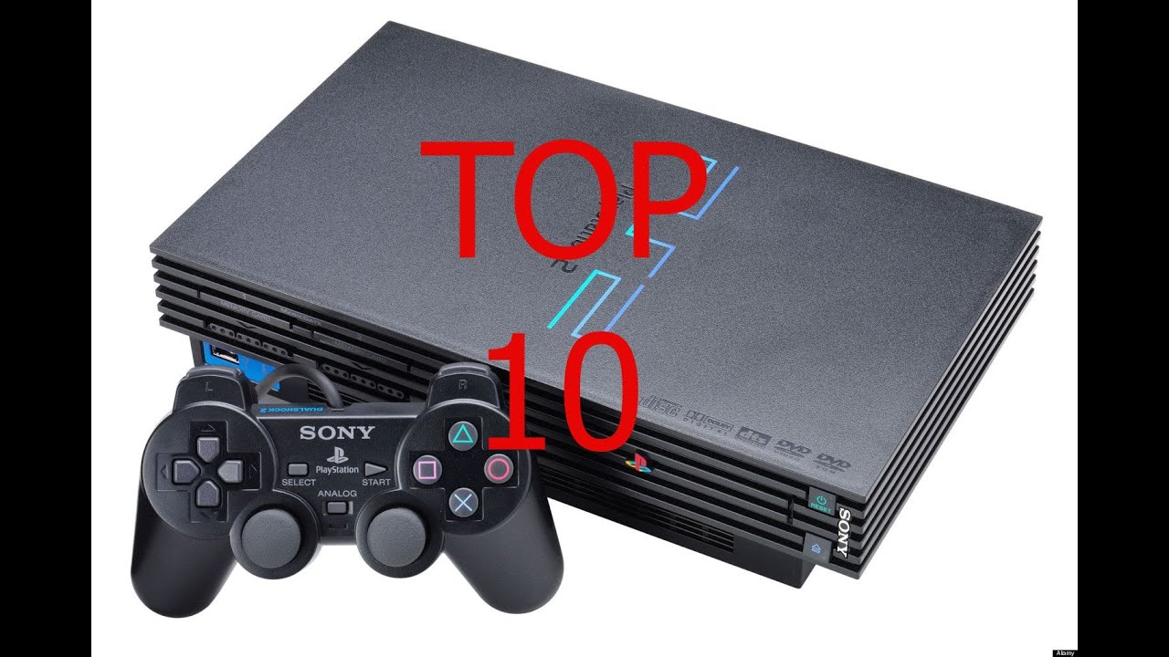 10 mejores ps2: