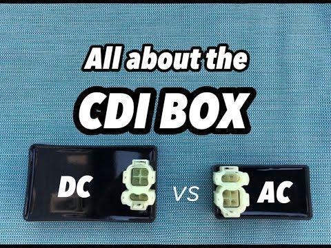 CDI  BOX: AC vs DC performance vs stock