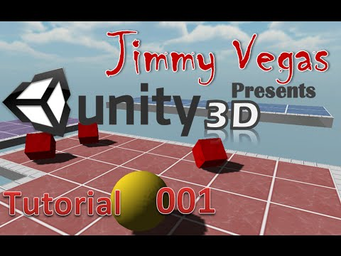 Unity 3D Tutorial - How To Make a Platform Game - Part 001
