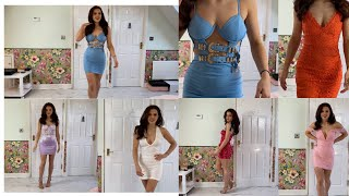 DRESS AND HEELS TRY ON HAUL CL…