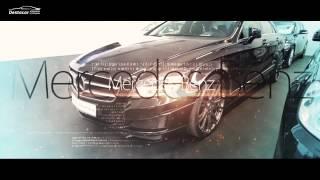 Осмотр Mercedes Benz CLS 350 Brabus