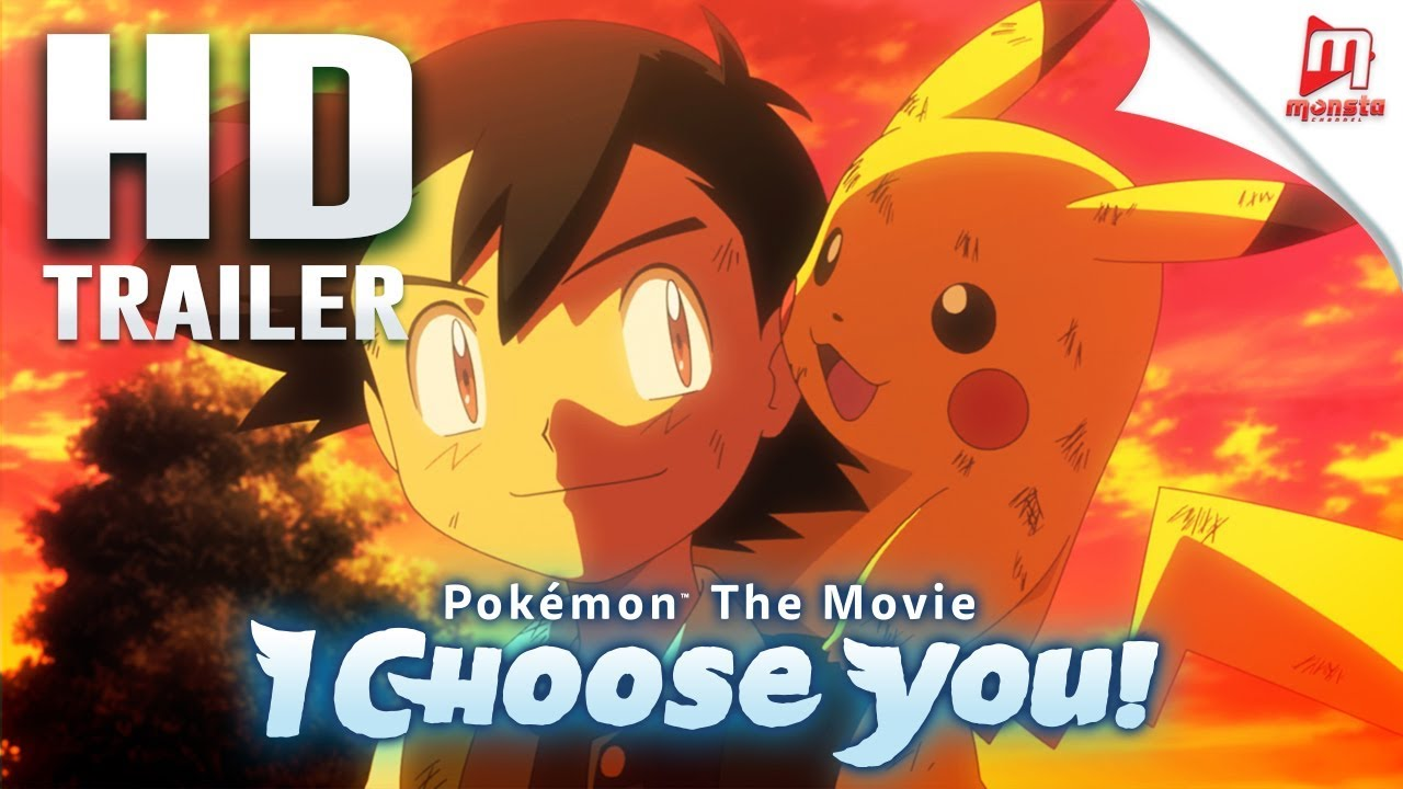 Image result for pokemon the movie i choose you malaysia